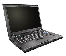 "Lenovo Thinkpad T61 Core2 Duo T7100 1.8Ghz 2GB 160GB 14"" Win-7 Laptop"