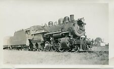 6A484 RP 1940 D&H NAPIERVILLE JUNCTION RAILWAY LOCO #914 DELSON QUEBEC