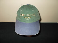 Polaris USA 1954 snowmobiles atvs dealer strapback hat sku26