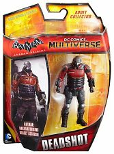 DC Comics Multiverse Batman Arkham Origins Deadshot Adult Collector Figure BNIP