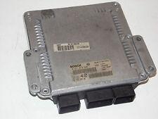 CITROEN C5 2.2 HDI 133HP 01-04 ENGINE CONTROL UNIT ECU 0281010886 9645524980