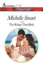The Rings that Bind (Harlequin Presents)-ExLibrary