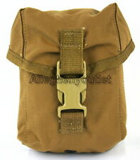 USGI Military 100 Round MOLLE II SAW GUNNER / UTILITY POUCH Coyote Brown NEW