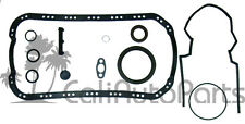 88-95 Honda CRX Civic Del Sol D15B7 D15B D16A6 D16Z6 Lower Oil Pan Gasket Set