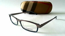 BURBERRY 9456 AW3 FRAMES / GLASSES - 52-15-135 BLUE / DARK GREY - 28,000 F/BACK*
