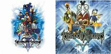 4 CD combo KINGDOM HEARTS I II 1 2 PS2 Original SOUNDTRACK Music Songs Game OST