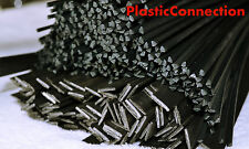 PP/EPDM Plastic welding rods mix 22 pcs 3,4,5,6,8,10mm bumper repairs