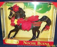 Breyer Creations Christmas Horse for 2012 Noche Buena