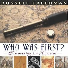 Who Was First?: Discovering the Americas-ExLibrary