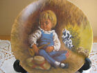 Reco Little Boy Blue Mother Goose Series Plate By John McClelland