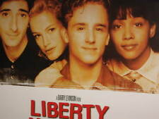 LIBERTY HEIGHTS POSTER ADRIEN BRODY BEBE ORLAND SHANE WEST ANTHONY EDWARDS RACE