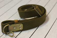 Original USSR Soviet Red Army AK-47 SKS or SVD Rifle Carrying Sling