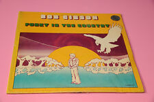 BOB GIBSON LP FUNKY IN THE COUNTRY 1°ST ORIG USA 1974 SIGILLATO SEALED !!!!!!!!!