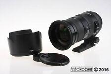 NIKON SIGMA AF 50-500mm f/4,5-6,3 APO DG HSM OS - SNr: 11226288