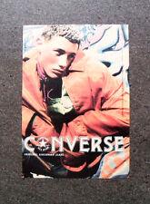 I260-Advertising Pubblicità-1989- CONVERSE , ORIGINAL AMERICAN JEANS