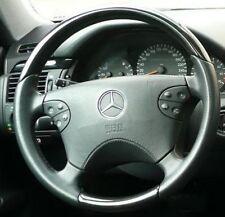 Lederlenkrad Mercedes E-Klasse W210 / CLK W208 Holzlenkrad Airbag - Lenkrad