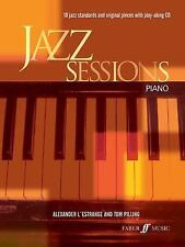 Jazz Sessions: (Piano) (Pianocd) (Faber Edition: Jazz Sessions) 0571523064