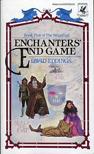Enchanter's End Game by David Eddings-Book 5 of the Belgariad-Paperback Original