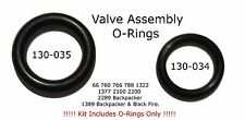 Crosman  66 760 766 788 1389 2100 2200 Black Fire Valve O-Ring Seal Kit
