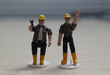 IMPOSSIBLE TOYS Transformers SPIKE SPARKPLUG Sam & Father SET of 2  NEW