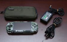 PlayStation Portable PSP-3000 Metal Gear Peace Walker Limited Console JP system