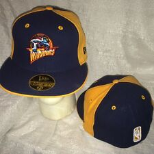 NEW ERA 5950 Golden State Warriors Old Logo Hat Size 7- 1/8 F/SHIP
