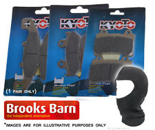 KEEWAY Flash50 2007-09 Kyoto Front Brake Pads + Silk Balaclava