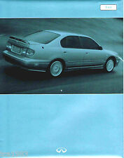 2002 INFINITI G20 Press Kit Info frm Brochure or Catalog: G-20