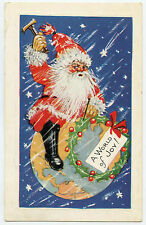 PERE NOEL.SANTA CLAUS.FATHER. CHRISTMAS. A WORLD OF JOY !