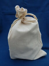 Vintage WWI WWII and Boer War Style Ration Bag