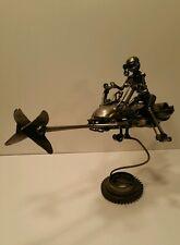 Original ARC Welded Space Speeder by Metal Parks - Steam Punk