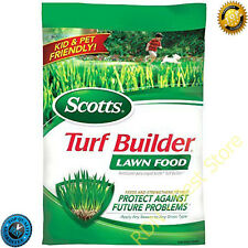 Lawn fertilizer Weed And Feed Turf Builder 5,000 Sq Ft Scotts Fertilizer Scott S