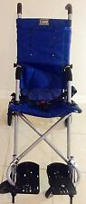 Convaid Cruiser 12 Special Needs Stroller 75lbs Weight Capacity.
