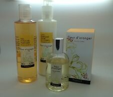 Fragonard set Fleur d'orange (pm EDT/douche -/Body) - Fragonard set of 3 orangeblossom