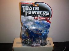 Hasbro Transformers Dark Of The Moon Mechtech Deluxe Class Thundercracker