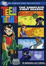 Teen Titans: The Complete First Season [2 Discs] (DVD Used Very Good)