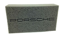 New Genuine Porsche Tequimpment Scripted Car Wash Sponge 911 996 997 987 986 981