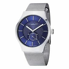 Stuhrling Original Men's 125G.33116  Swiss Quartz Ultra Slim  Mesh  Watch