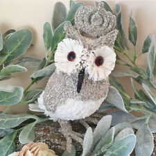 KIRKS FOLLY  FROSTED  PRINCESS OWL