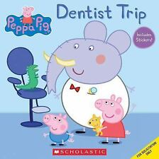 Peppa Pig: Dentist Trip (Peppa Pig) by Scholastic (2015, Picture Book)
