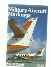 MARCH : MILITARY AIRCRAFT MARKINGS 1980 (SZ1O3)