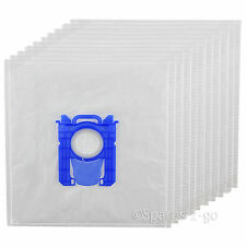 10 x E201 E201B Type S-Bag Cloth Dust S Bags for Philips FC8021 Vacuum