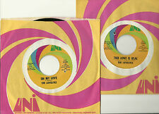 The LOVELITES, THIS LOVE IS REAL b/w OH MY LOVE, ORIGINAL UNI 1971, MINT-!