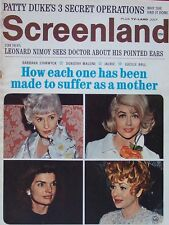 LUCILLE BALL - SCREENLAND MAGAZINE - July 1967