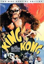 KING KONG (1933/DVD/SPECIAL EDITION/2 DISC/OS/P&S-1.33/ENG-FR-SP SUB)NLA by Fay