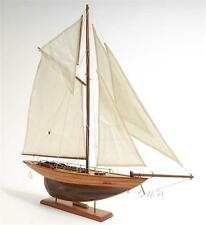 "24"" Long Pen Duick Sm Wooden Model Boat"