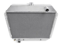 1968-1979 Ford F-Series/Bronco All Aluminum 4 Row Core Champion Radiator