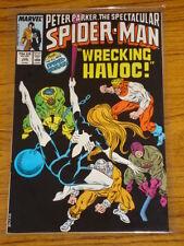 SPIDERMAN SPECTACULAR #125 VOL1 MAR NEW SPIDERWOMAN APP APRIL 1987