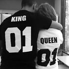 Lover Couple Funny Romance Humour Gift T Shirt For Valentine's Day Wedding QT