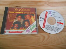 CD Pop Goombay Dance Band - Sun Of Jamaica (20 Song) CBS RECORDS